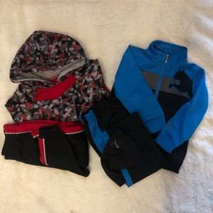 Active Sweat Suits